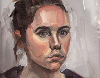 Portrait (pt/dr 14)