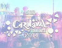 - Print for - Carnaval de Toulouse 2014