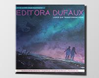 Diagramação   Catálogo: Editora Dufaux