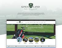 Kings Land redesign