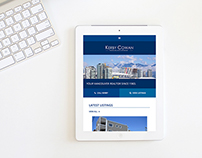 Responsive Web Design - Kerby Cowan Real Estate