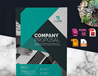 Business Proposal- Indesign Template