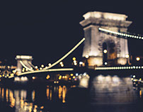 Budapest nocturne