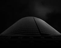 Gulliver.  Black and White Fine Art Architecture