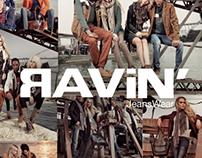 Ravin'