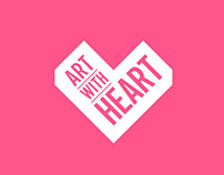 Art with Heart Logo