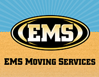 EMS Moving Identity campaign