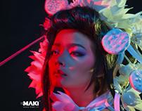 [Chụp Ảnh Quảng Cáo] Mile Magazine Cover Shot