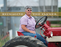 Reimagine the Farmer Campaign