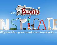 Campaña Grupo Boxito