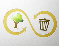 Waste Recycling Company Branding