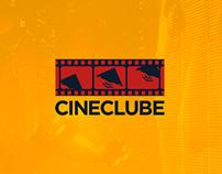 Cineclube Faculdade CCAA - Brand Design