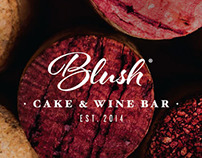 Blush Cake & Wine Bar