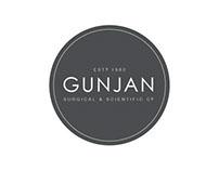 Identity Design for Gunjan surgical