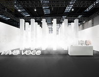 VIVA VOCE Exhibition by Hallucinate Design