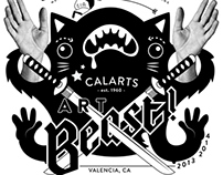 CalArts T-Shirt Show Designs