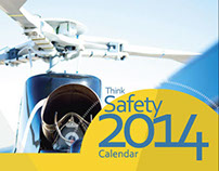 Think Safety Calendar 2014