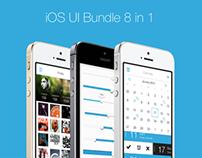 App UI Bundle 8 in 1