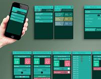 Ezan Vakti Pro / Amel Defteri Okutman UI Design