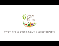 OPEN EAT THINK