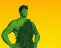 Green Giant Rebrand