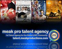 Meak Productions' Talent Agency Wallpapers Prt1 2007-09