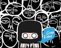 G-Dragon Coup D'etat project