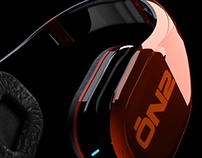 Headphone ON2 // EVOSOUND Project 2012