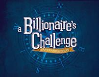 a Billionaire's Challange