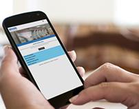 Alamis Mobile Website