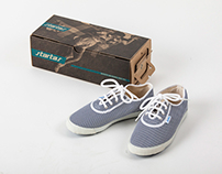 Startas Shoes Packaging