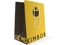 E-MO Kimbob(Korean sushi)- branding