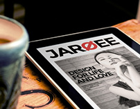 Jaroe. iPad Magazine