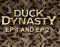 DUCK DYNASTY PRESS RELEASE