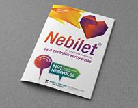 Berlin Chemie – NEBILET redesign