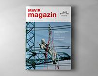 MAVIR magazin - II. évfolyam Ősz