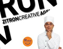 Graphic Design | Restaurante Marco