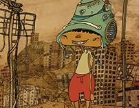 Hak Nam Henney Artwork (for animation)