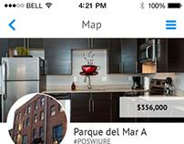 iPhone App UI/UX Design