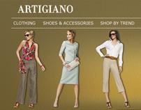 ARTIGIANO - Italian Fashion
