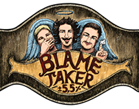 Blame Taker, Beer label