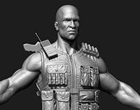 Swat sculpt