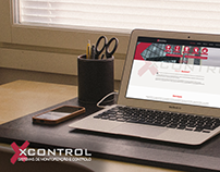 XCONTROL - Website Development