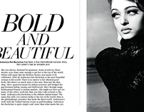 Women we love special issue grid
