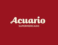 Acuario supermercado