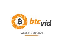 BtcVid Website