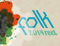 2014 Motion Graphics Reel - Ryan Woolfolk