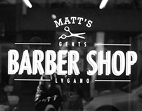 Matt's Barber Shop Lvgano