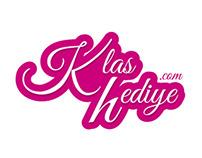 Klashediye.com Logo Çalışması