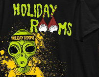 Holiday Rooms Merch